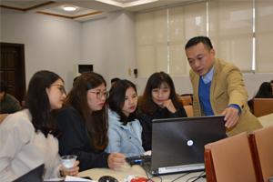 Chương trình thực hành kỹ năng thuyết trình cho sinh viên Merali
