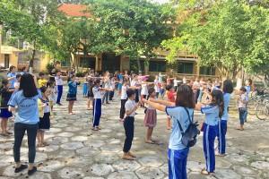 Trại hè Khoa học 2019 đợt 1 tại Tri Tôn, An Giang