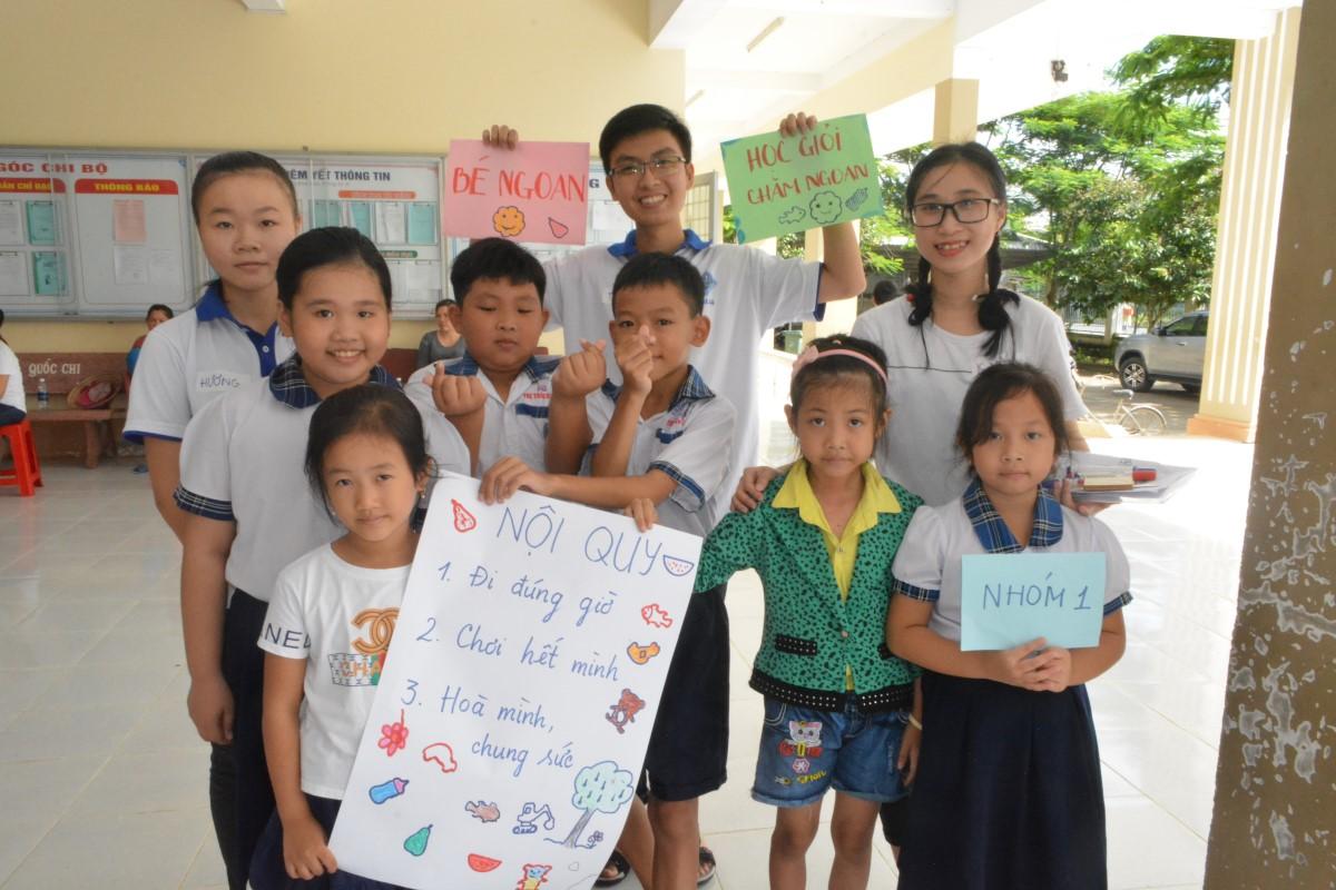 Trại hè Khoa học 2019 đợt 4 tại Cờ Đỏ, Cần Thơ